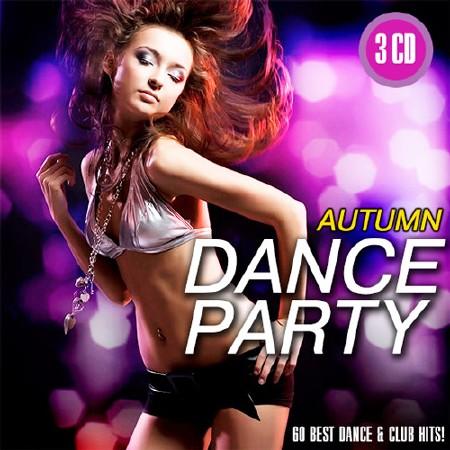 Autumn Dance Party (3CD) Сборник скачать торрент