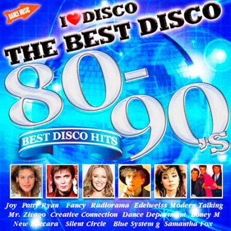 The Best Disco 80-90-x
