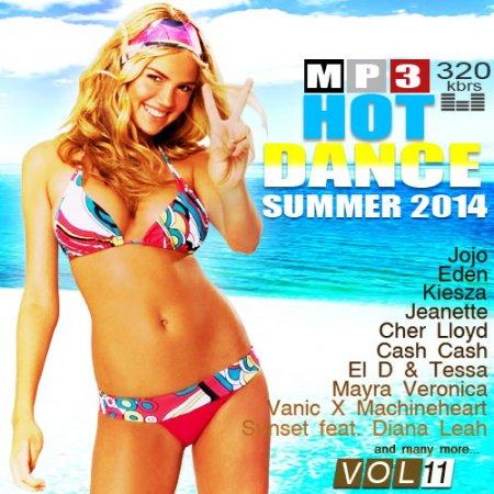 Hot Dance Summer Vol.11 Сборник скачать торрент