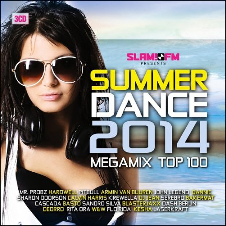 Summerdance 2014 Megamix Top 100