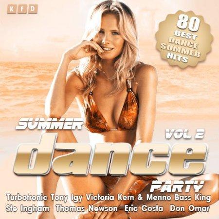 Summer Dance Party Vol.2 Сборник скачать торрент