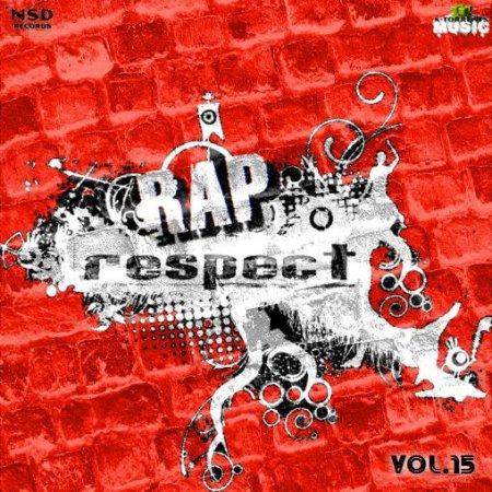 Rap Respect vol.15 Сборник скачать торрент