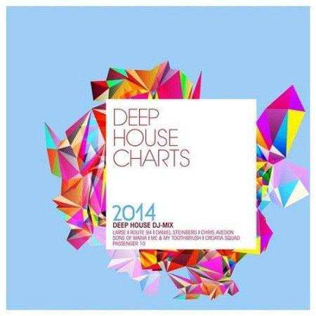Deep House Charts Сборник скачать торрент