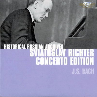 Keyboard Concertos (S. Richter, K. Sanderling)