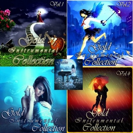 Gold Instrumental Collection Vol. 1-5