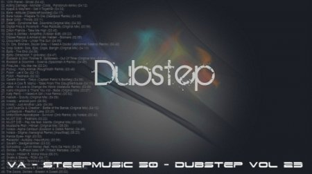 SteepMusic 50 - Dubstep Vol 23