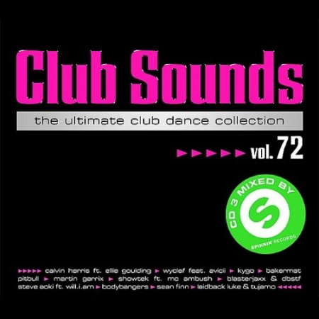 Club Sounds Vol.72 ������� ������� �������