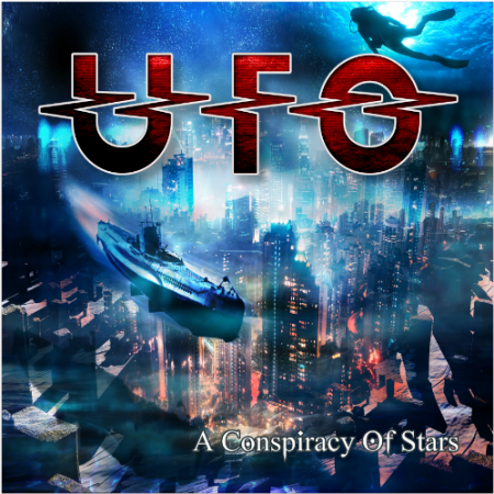UFO - A Conspiracy of Stars [Limited Edition]