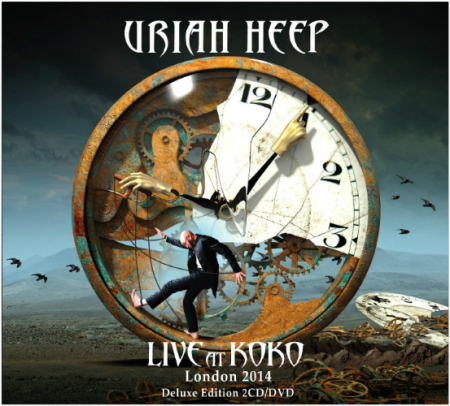 Uriah Heep - Live at Koko [Deluxe Edition]