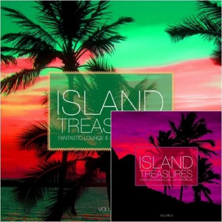 Island Treasures, Vol. 2-3 (Fantastic Lounge and Chill Out Experience)