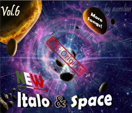 Italo and Space Vol. 6