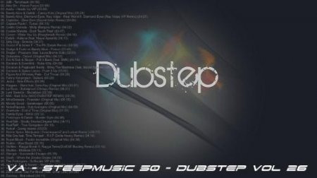 SteepMusic 50 - Dubstep Vol 26