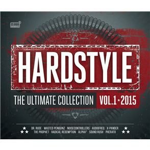 Hardstyle The Ultimate Collection 2015 Vol 1