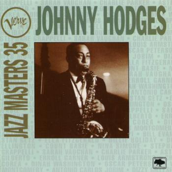 Johnny Hodges - Verve Jazz Masters 35