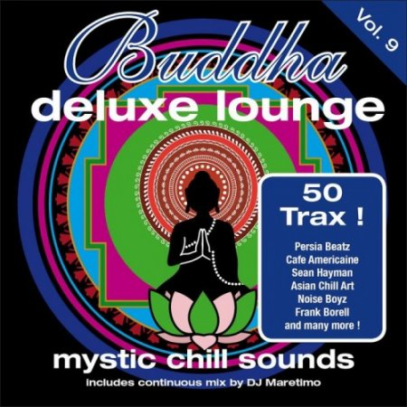 Buddha Deluxe Lounge, Vol 9