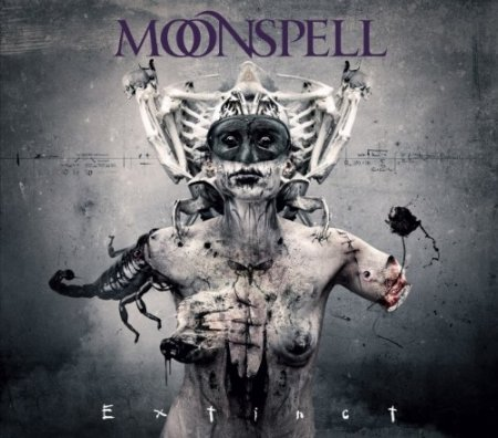 Moonspell - Extinct (Deluxe Edition)