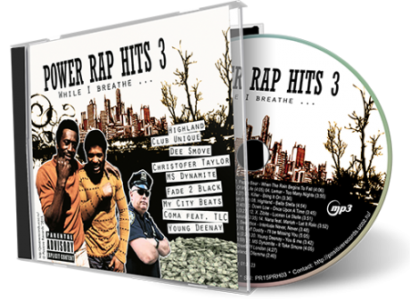 Power Rap Hits vol. 3
