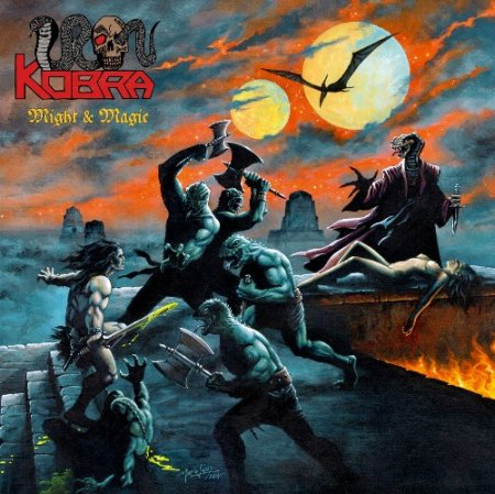 Iron Kobra - Might & Magic