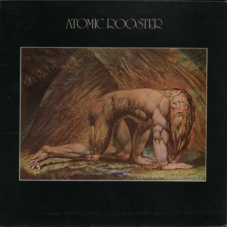 Atomic Rooster - Death Walks Behind You [Vinyl rip 24 bit 192 khz]