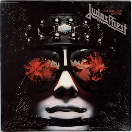 Judas Priest - Hell Bent For Leather [Vinyl rip 24 bit 192 khz] Альбом скачать торрент