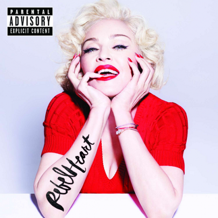 Madonna - Rebel Heart [Super Deluxe Edition]