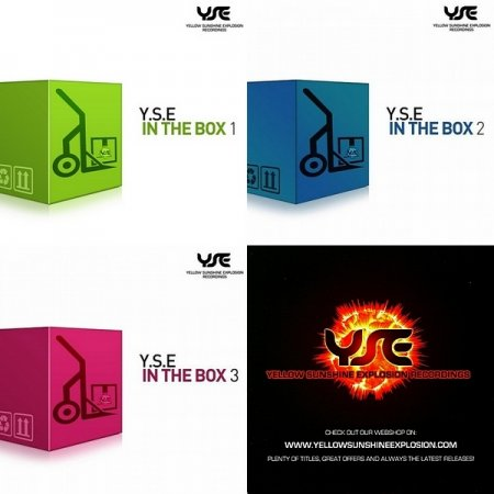 Y.S.E. In The Box [1-3]