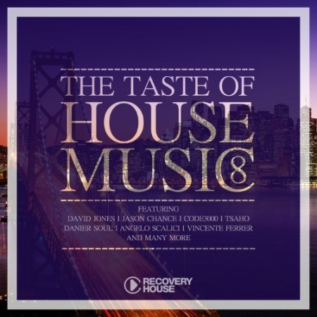 The Taste of House Music, Vol. 8
