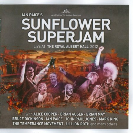 Ian Paice's Sunflower Superjam - Live At The Royal Albert Hall 2012 ������ ������� �������
