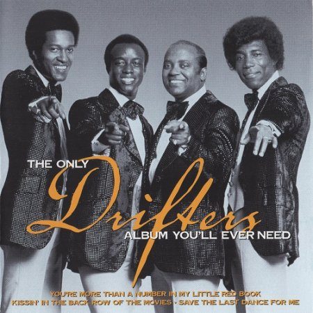 The Drifters - The Only Drifters Album You'll Ever Need