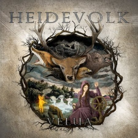 Heidevolk - Velua (Limited Edition)
