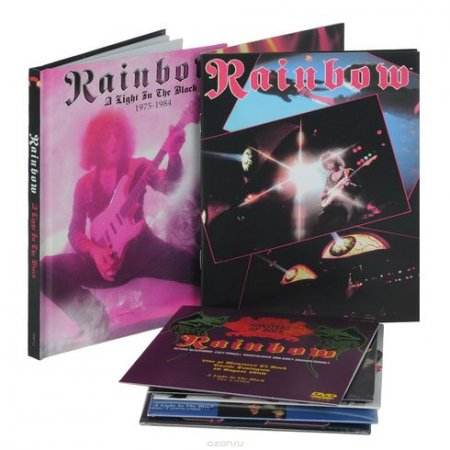 Rainbow - A Light In The Black 1975-1984 [5CD Box]