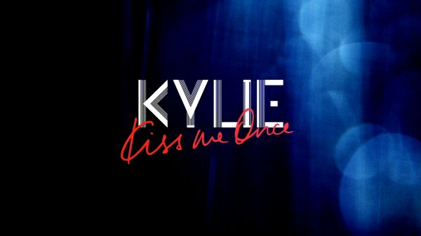 Kylie Minogue - Kiss Me Once Live