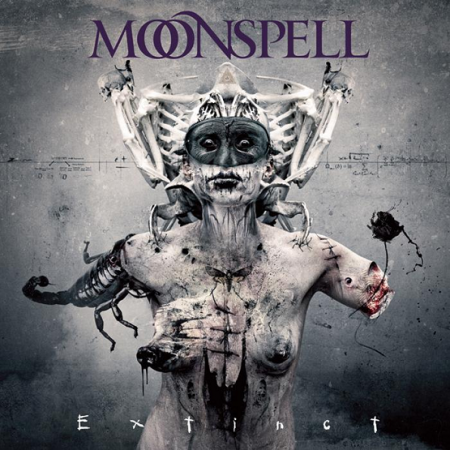Moonspell - Extinct [Deluxe Edition]