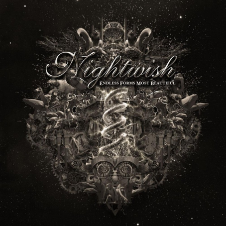 Nightwish - Endless Forms Most Beautiful [3CD Earbook Edition] Альбом скачать торрент