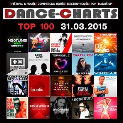 Dance-Charts - Top 100 [31.03.2015]