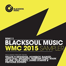 Blacksoul Music WMC 2015 Sampler