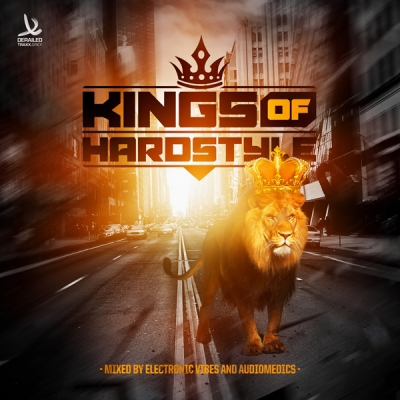 Kings Of Hardstyle (Mixed By Electronic Vibes and Audiomedics) Сборник скачать торрент