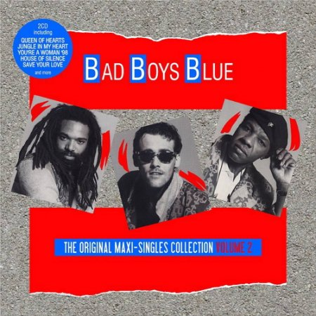 Bad Boys Blue – The Original Maxi-Singles Collection Vol 2 Сборник скачать торрент