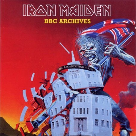 Iron Maiden - BBC Archives (2CD)