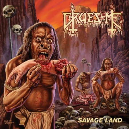 Gruesome - Savage Land (Deluxe Edition)