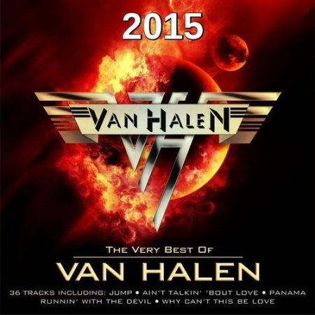 Van Halen - The Very Best Of Van Halen [Remastered] Альбом скачать торрент