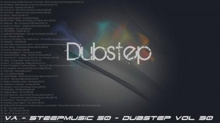 SteepMusic 50 - Dubstep Vol 30
