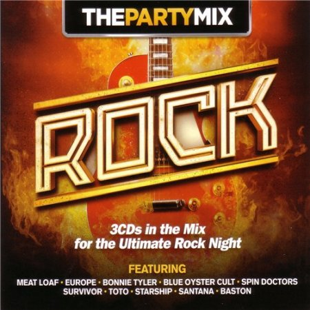 The Party Mix Rock Box Set (3Cd)