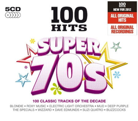 100 Hits - Super 70s (5 CD)