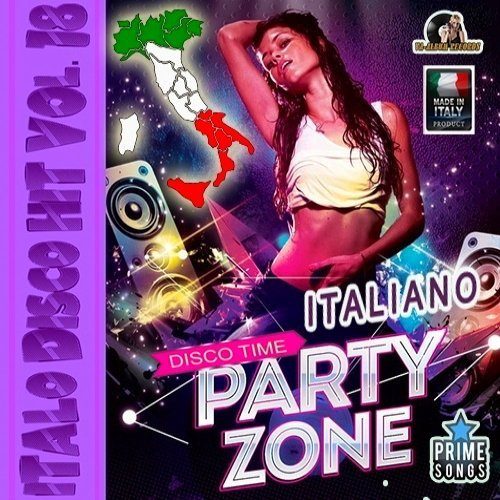 Italiano Hits Disco Time Vol. 18