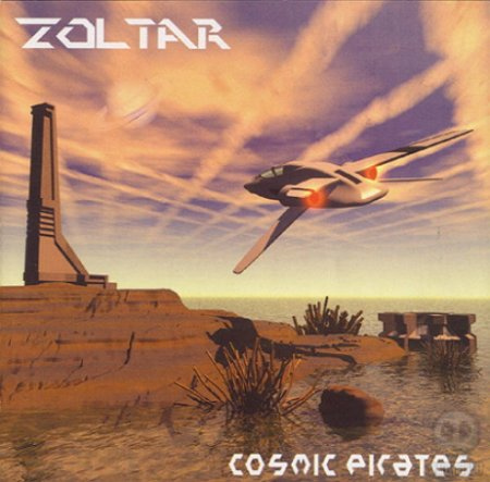 Zoltar - Cosmic Pirates