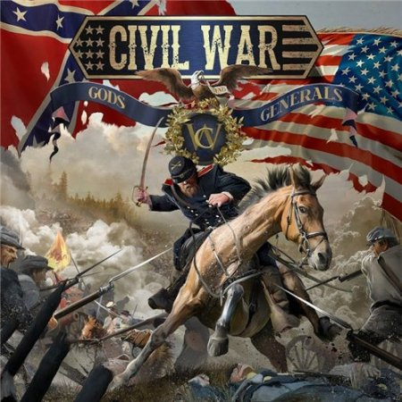 Civil War - Gods And Generals (Limited Edition) Альбом скачать торрент