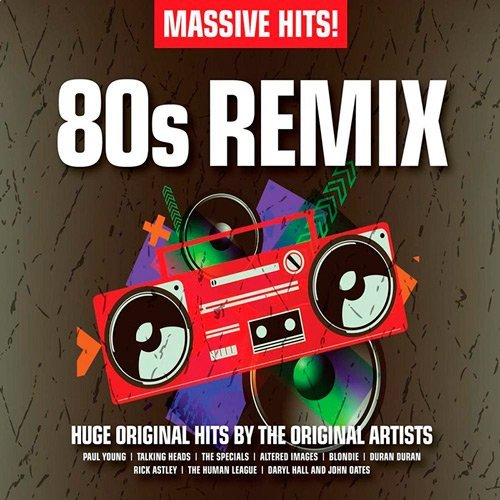 Massive Hits! 80s Remix [3CD]