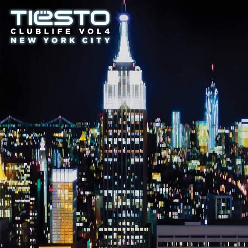 Tiesto - Club Life Vol. 4: New York City
