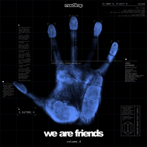We Are Friends: Volume 4